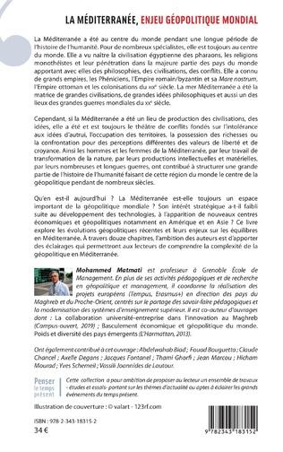 4eme La Méditerranée, enjeu géopolitique mondial