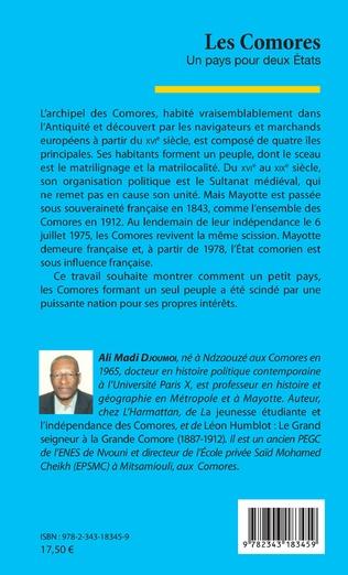 4eme Les Comores