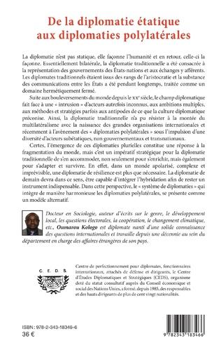 4eme De la diplomatie étatique aux diplomates polylatérales