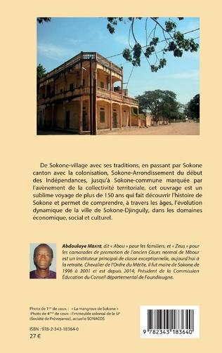 4eme Essai sur l'histoire de Sokone-Djinguily de 1860 à 2013