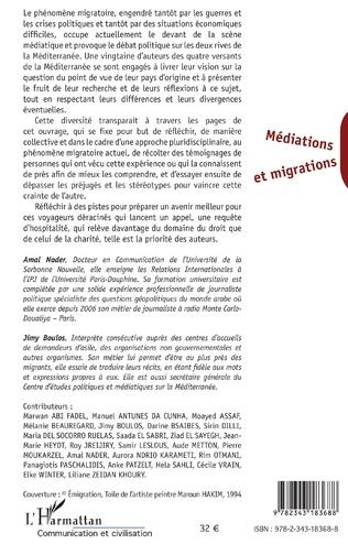 4eme Médiations et migrations