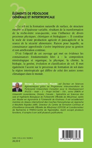 4eme Eléments de pédologie générale et intertropicale