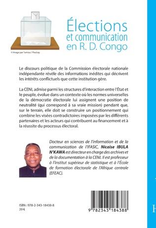 4eme Elections et communication en R.D. Congo