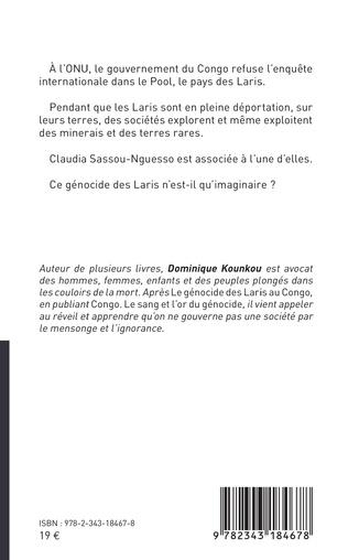 4eme Congo le sang et l'or du génocide