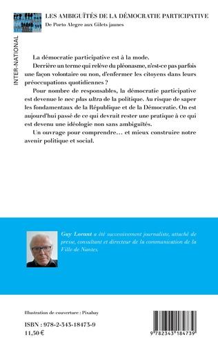 4eme Les ambiguïtés de la démocratie participative