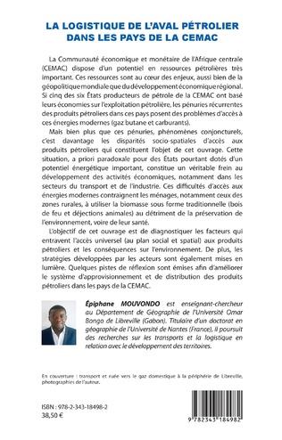 4eme La logistique de l'aval pétrolier dans les pays de la CEMAC