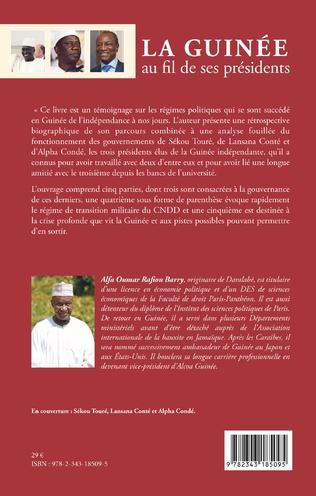 4eme La Guinée au fil de ses présidents
