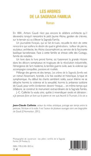 4eme Les Arbres de la Sagrada Familia