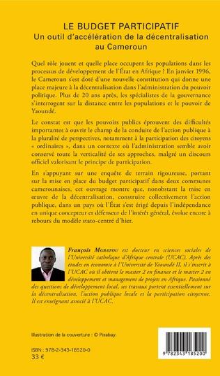 4eme Le budget participatif