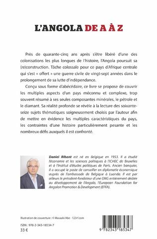 4eme L'Angola de A à Z (nouvelle édition revue et augmentée)