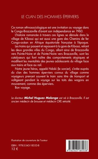 4eme Le Clan des hommes éperviers