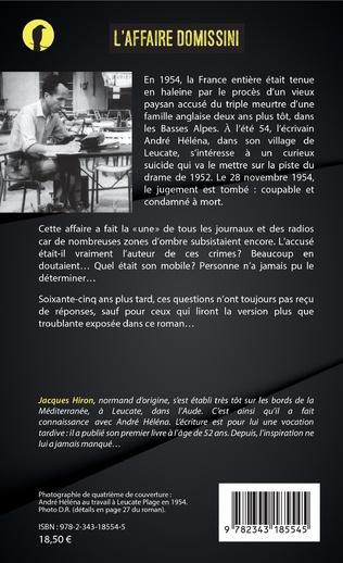 4eme L'Affaire Domissini