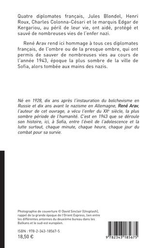 4eme Diplomates et espions français, héros oubliés