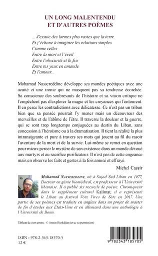 4eme Un long malentendu et d'autres poèmes