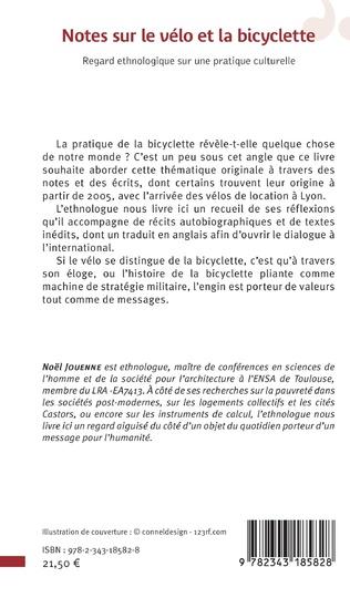 4eme Notes sur le vélo et la bicyclette