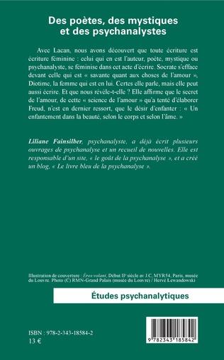 4eme Des poètes, des mystiques et des psychanalystes