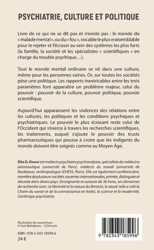 4eme Psychiatrie, culture et politique