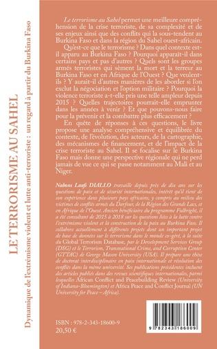 4eme Le terrorisme au Sahel