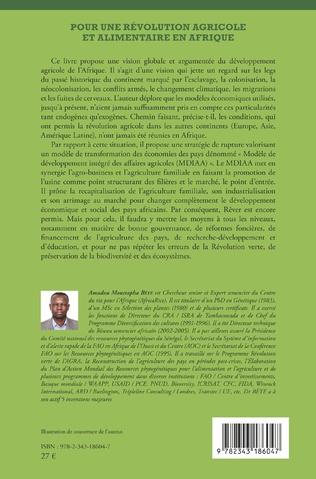 4eme Pour une révolution agricole et alimentaire en Afrique