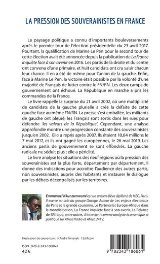4eme La pression des souverainistes en France