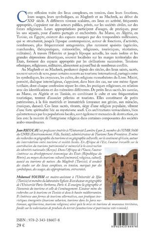 4eme Lieux symboliques complexes au Maghreb et au Machrek