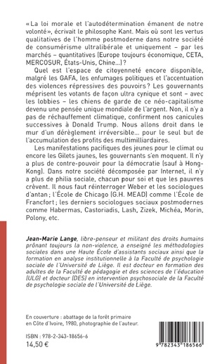 4eme Sociologie clinique contre les diverses exploitations