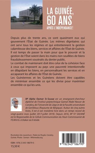 4eme La Guinée, 60 ans après l'indépendance !