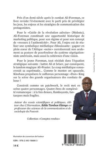 4eme Ali - Foreman - Mobutu - King