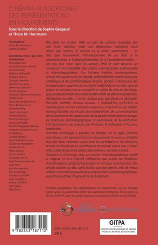 4eme Cinémas autochtones : des représentations en mouvements