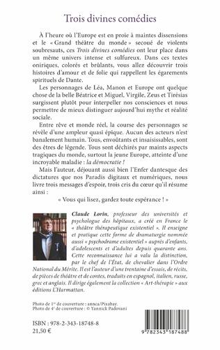 4eme Trois divines comédies