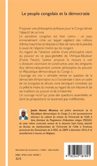 4eme Le peuple congolais et la démocratie