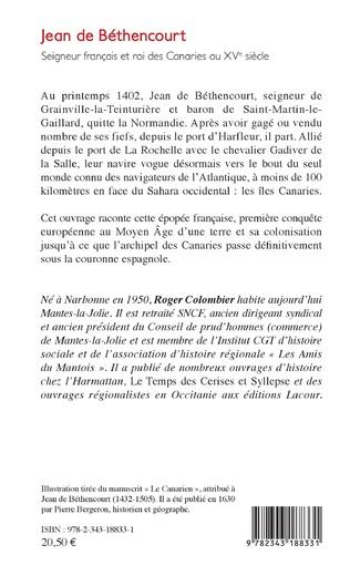4eme Jean de Béthencourt