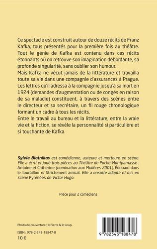 4eme Les récits de Monsieur Kafka