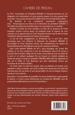 4eme Cahiers de prison