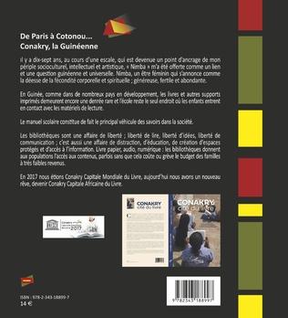 4eme De Paris à Cotonou... Conakry, la Guinéenne
