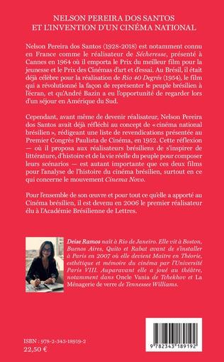 4eme Nelson Pereira dos Santos et l'invention d'un cinéma national
