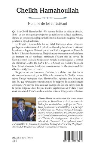 4eme Cheikh Hamahoullah Homme de foi et résistant