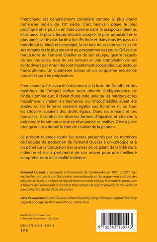 4eme Premchand en français