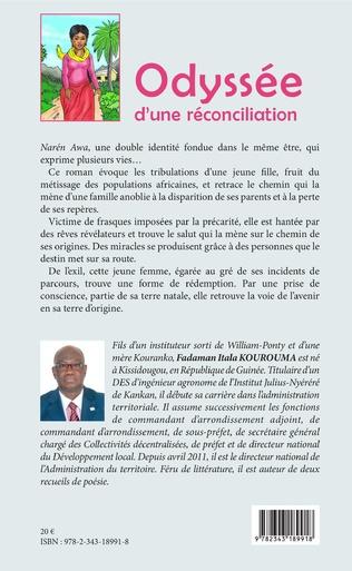 4eme Odyssée d'une réconciliation
