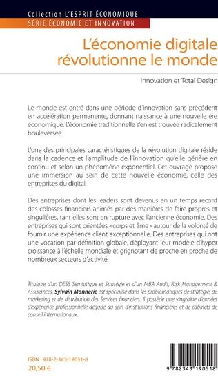 4eme L'économie digitale révolutionne le monde