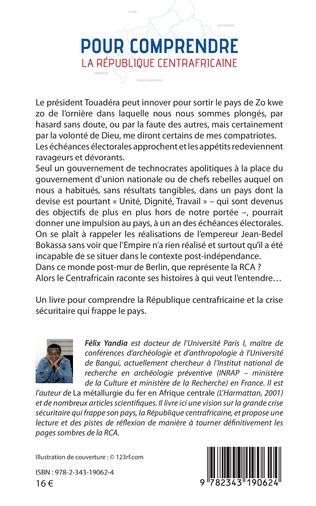 4eme Pour comprendre la République centrafricaine