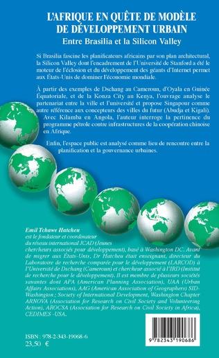 4eme L'Afrique en quête de modèle de développement urbain