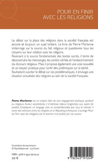 4eme Pour en finir avec les religions