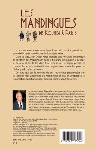 4eme Les Mandingues
