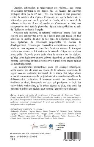 4eme La France des 13 régions, une réforme aboutie ?