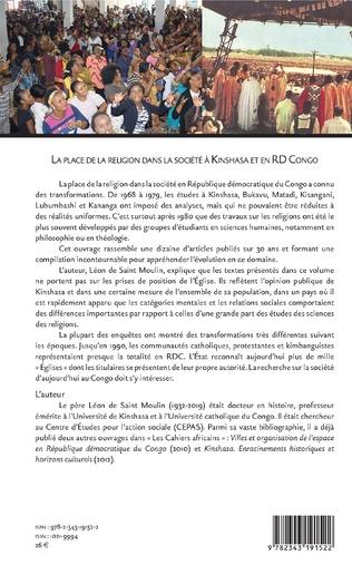 4eme La place de la religion dans la société à Kinshasa et en RD Congo