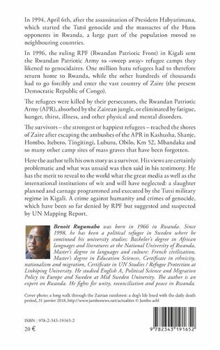 4eme The Bloodbath of Rwandan Refugees in the Democratic Republic of Congo