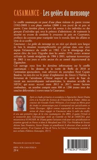 4eme Casamance