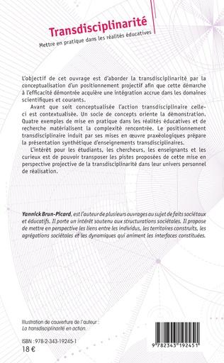 4eme Transdisciplinarité