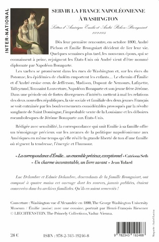4eme Servir la France napoléonienne à Washington